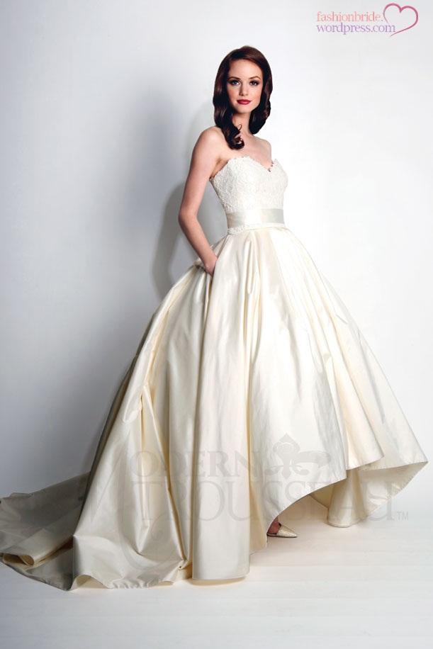 Modern Trousseau - Honor Gown