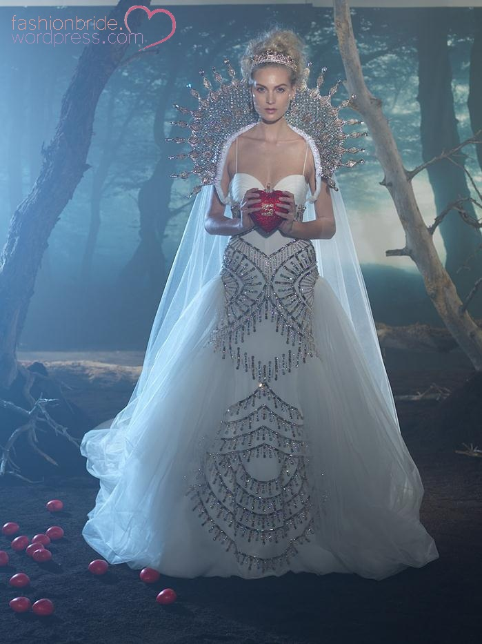 darsara  2015 bridal collection  (48)