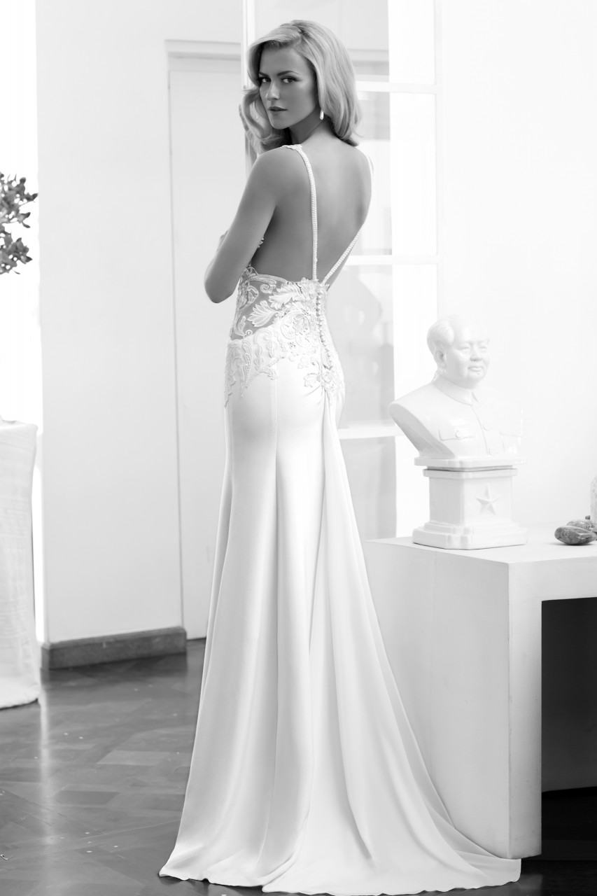 Emmanuel Designs 2015 Spring Bridal Collection