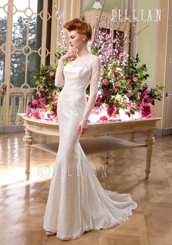 03c5bde74e6 Jillian Sposa 2015 Spring Bridal Collection – The FashionBrides