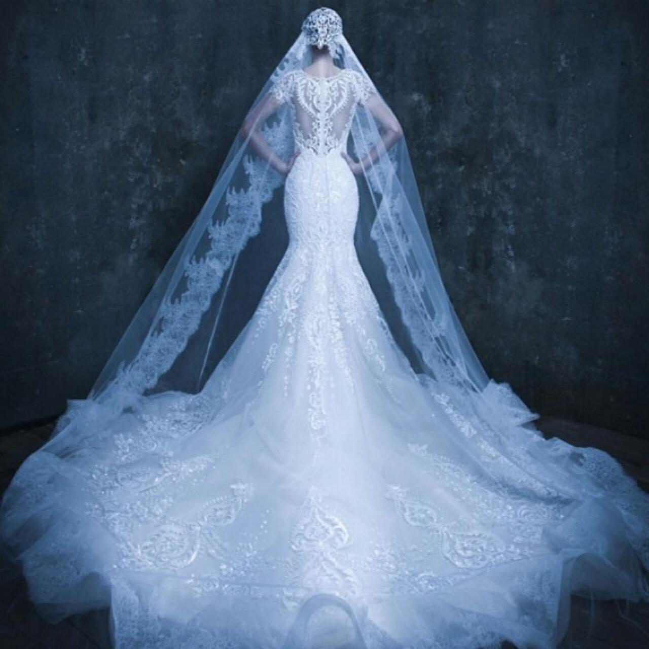 Beautiful Michael Cinco Wedding Dresses Price Image - All Wedding ...