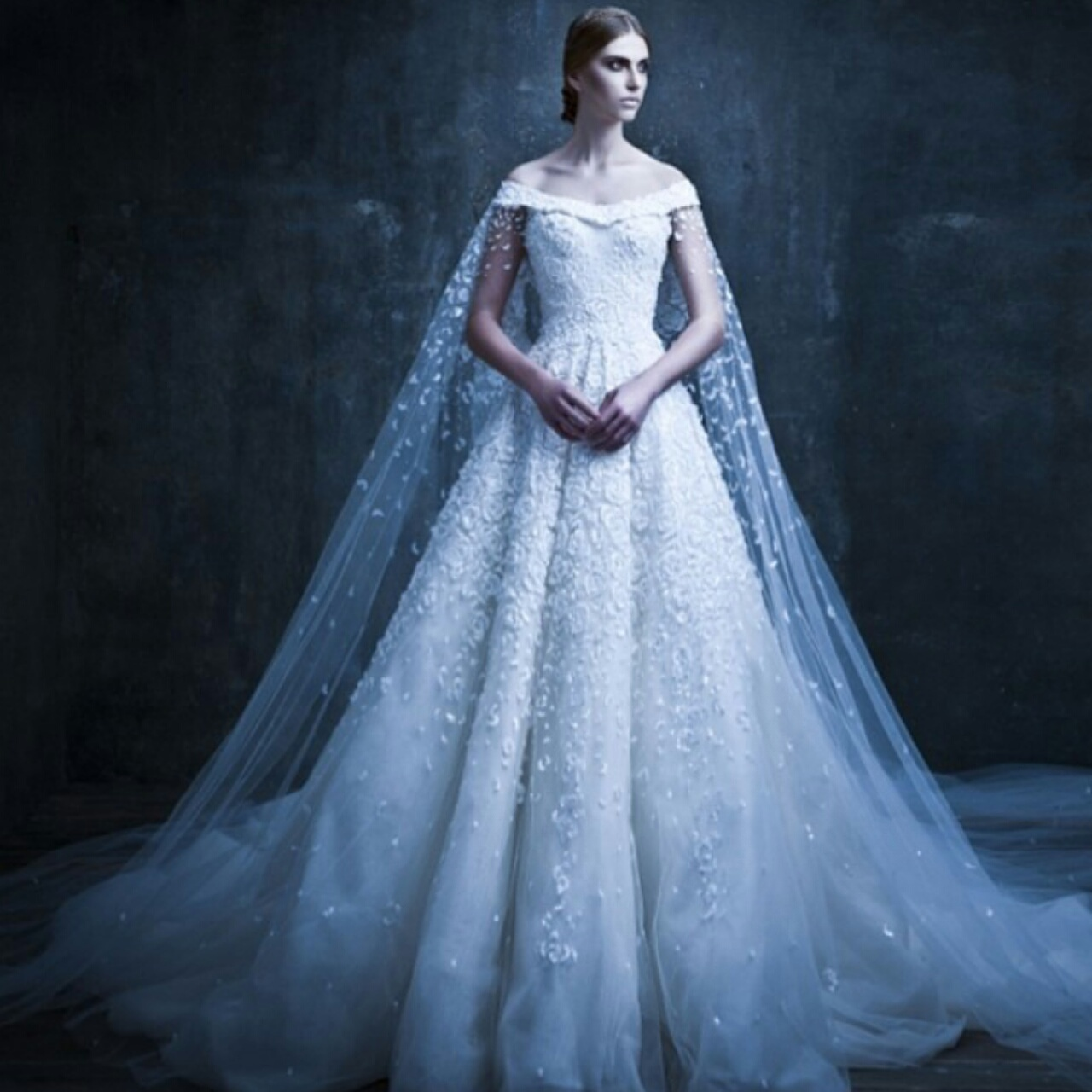 Michael Cinco 2014 Bridal Collection Instagram Inspiration | The ...