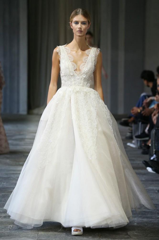 Luisa Beccaria 2015 Spring Bridal Collection