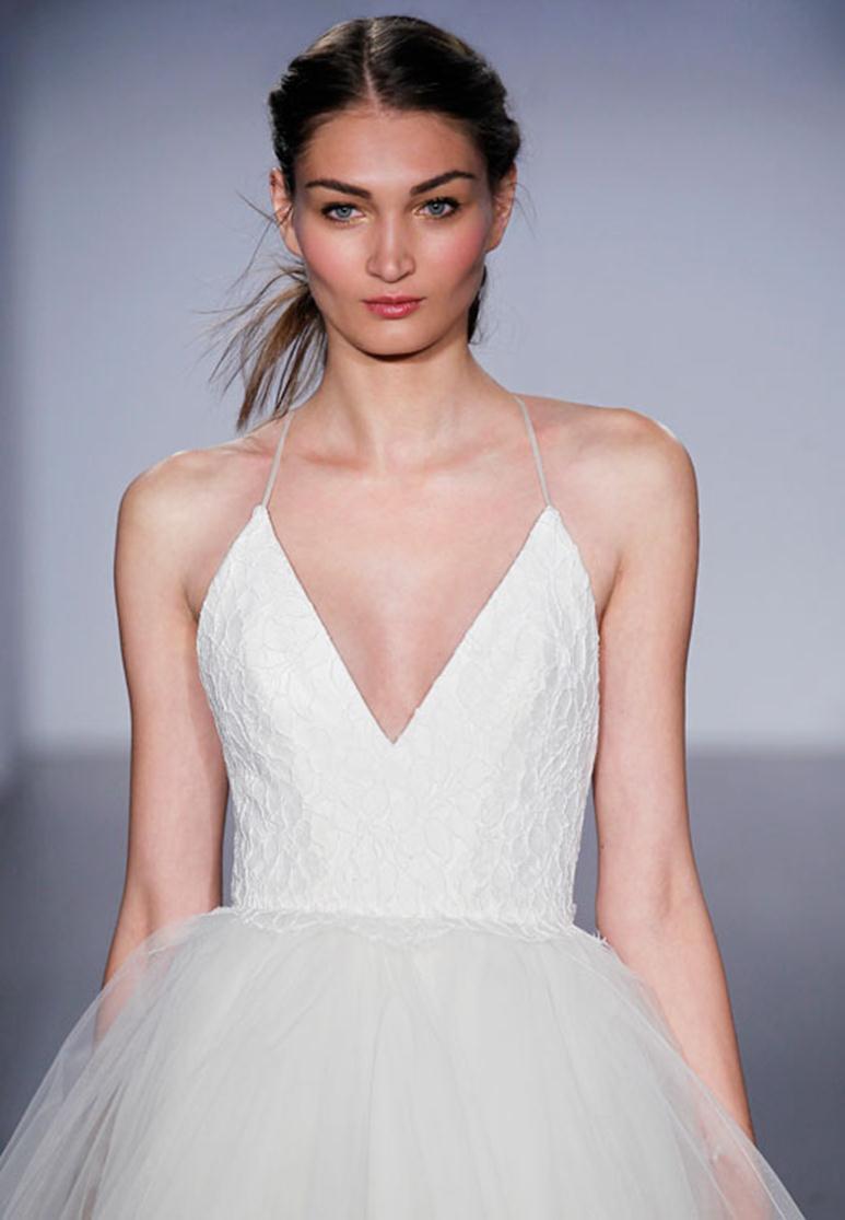 Moderno Vestido De La Dama De Honor De Encaje Hjelm Jim Elaboración ...