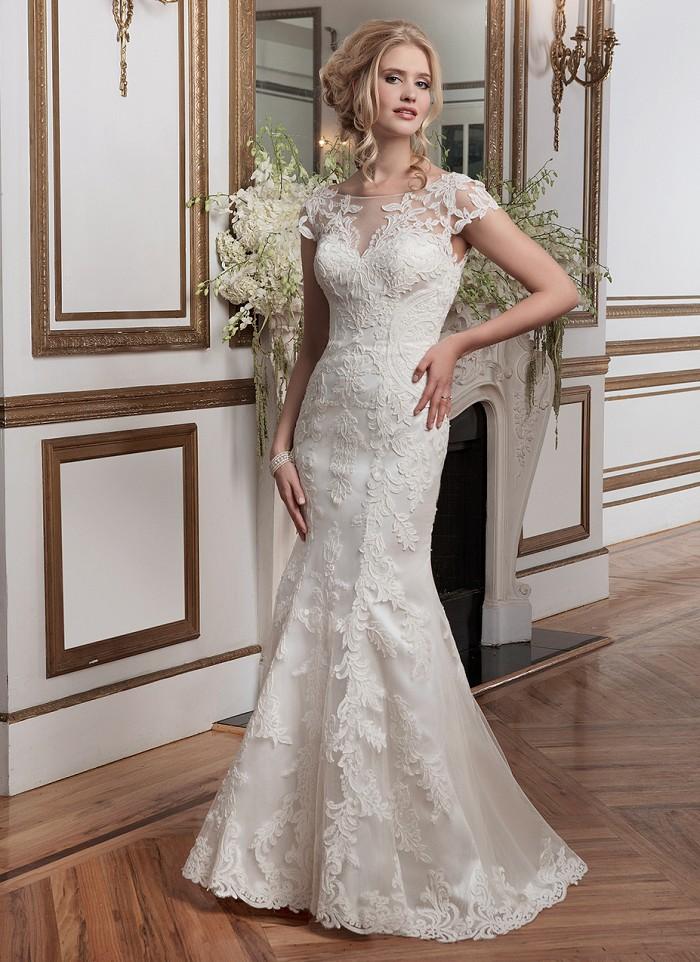 Justin Alexander Spring 2015 Bridal Collection | The FashionBrides