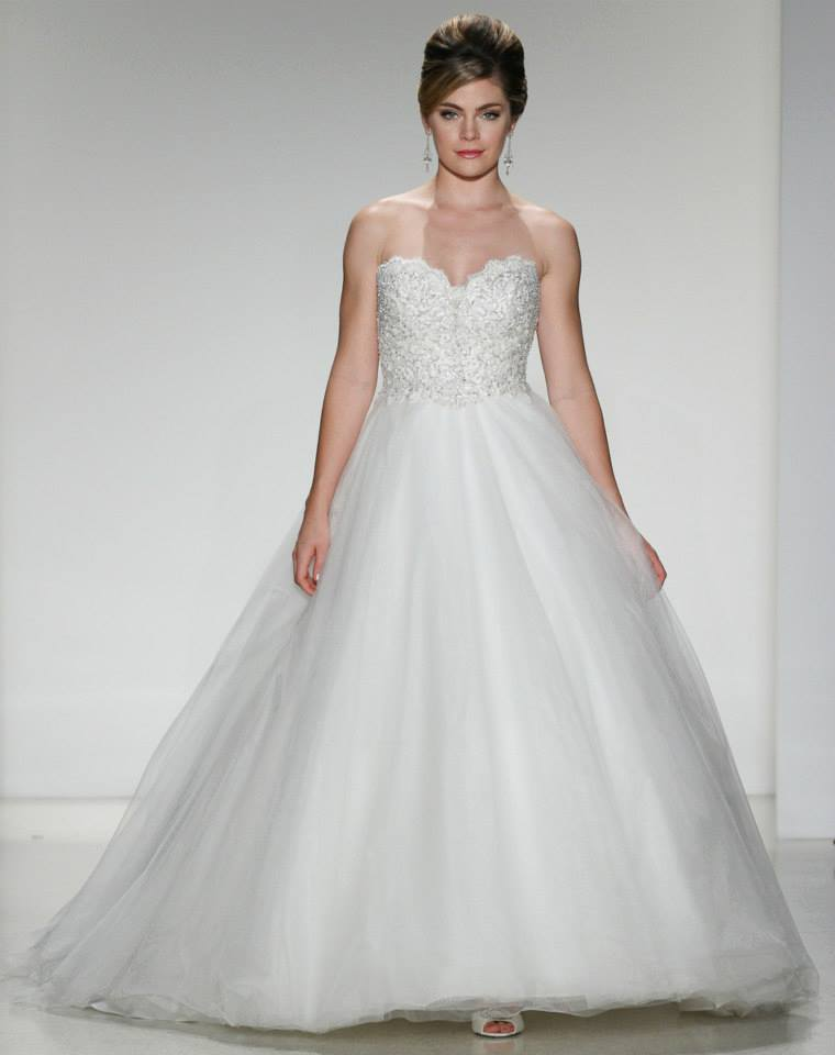 Matthew christopher 2015 spring bridal collection the for Matthew christopher wedding dress prices