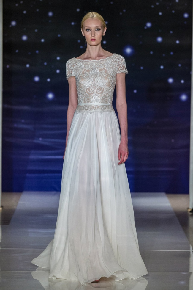 Reem Acra 2016 Spring Bridal Collection | The FashionBrides
