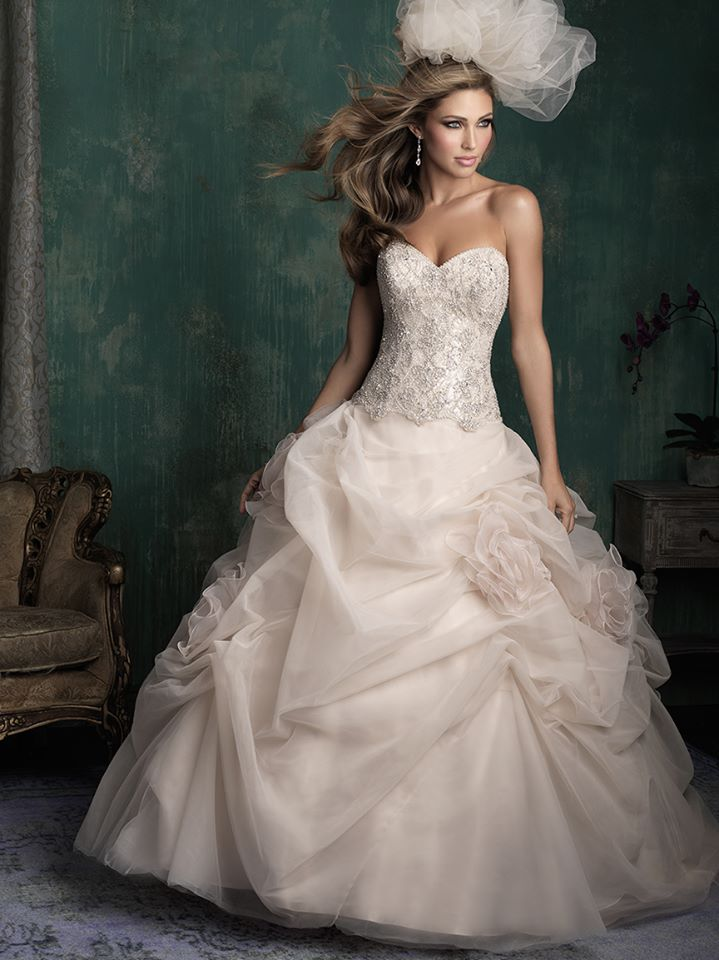 allure bridals couture bridal collection