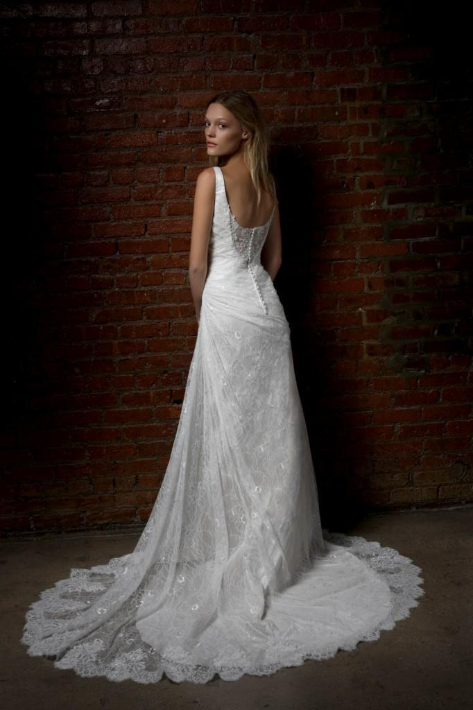 Henry roth 2015 spring bridal collection the fashionbrides for Henry roth wedding dresses