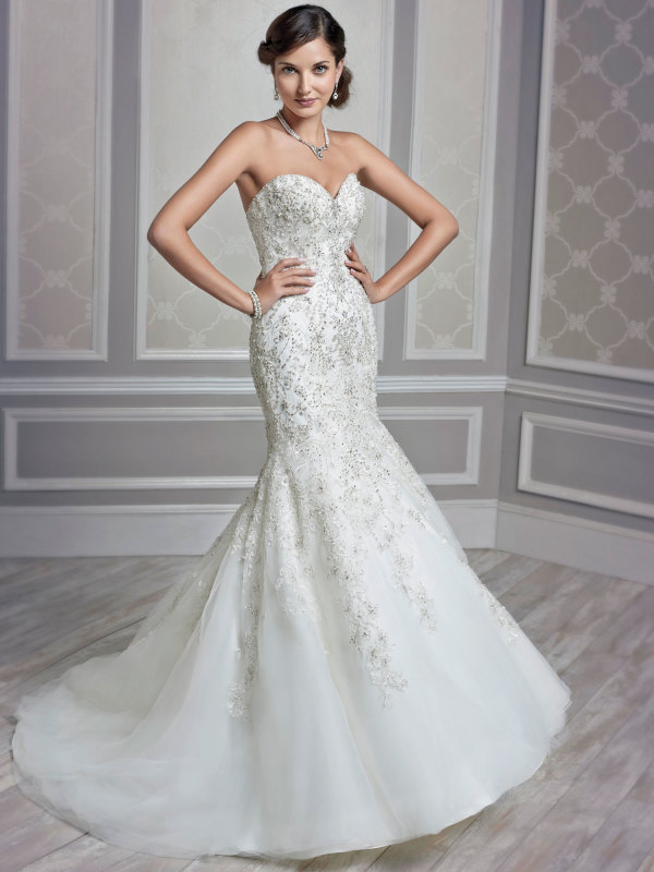 Kenneth winston 2016 spring bridal collection the fashionbrides