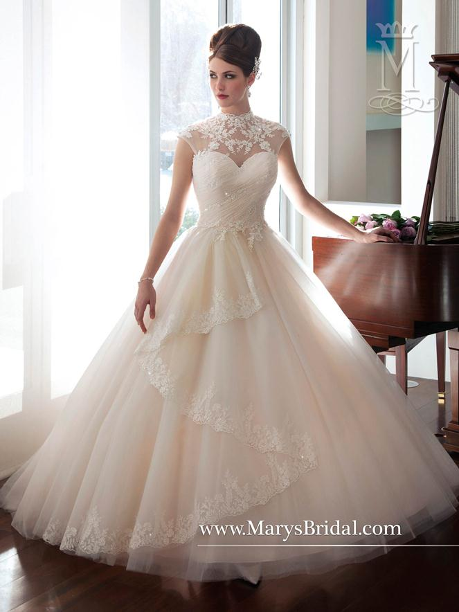Mary's Wedding Dresses 2015