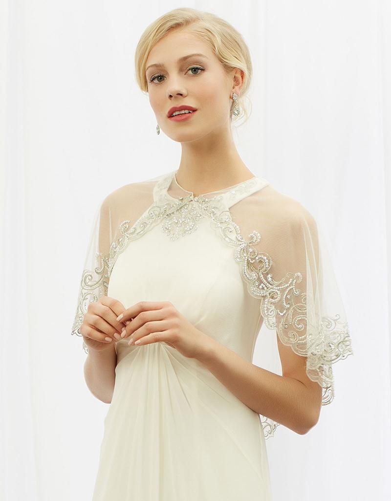 Luxury wedding dress trends: Winter wedding dresses monsoon