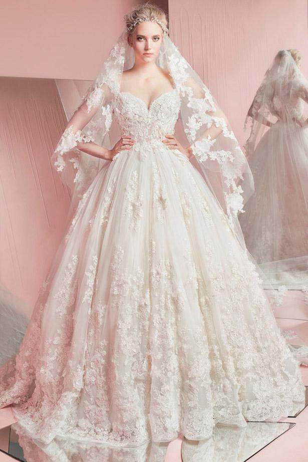 Zuhair Murad 2016 Spring Bridal Collection