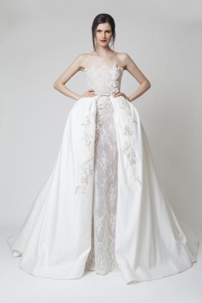 Abed Mahfouz Bridal Gowns Spring 2016 Fashionbride Website