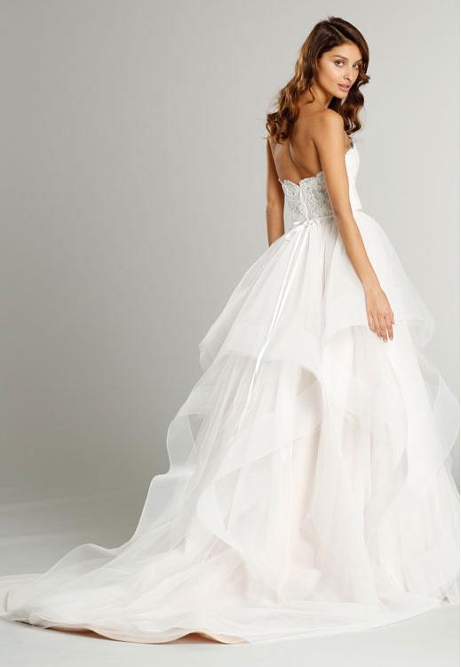 Alvina Valenta 2015 Fall Bridal Collection | The FashionBrides