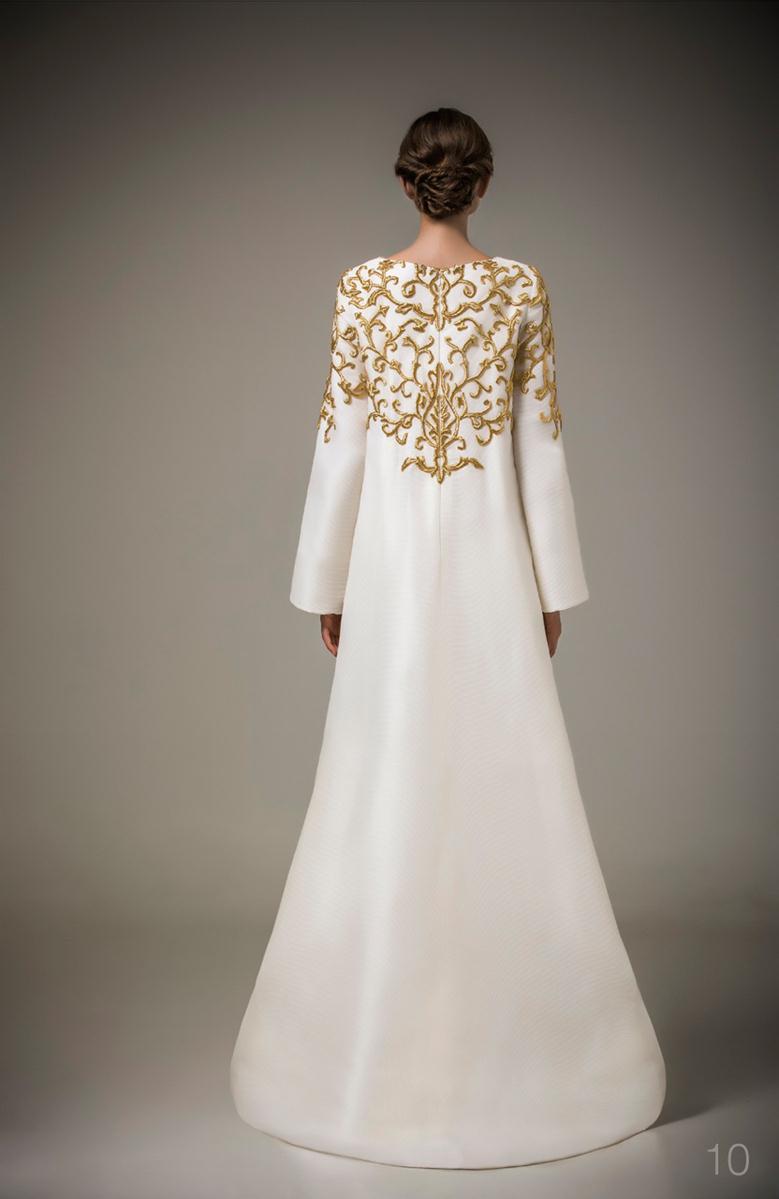 Ashi Studio 2016 Spring Caftan Collection The Fashionbrides