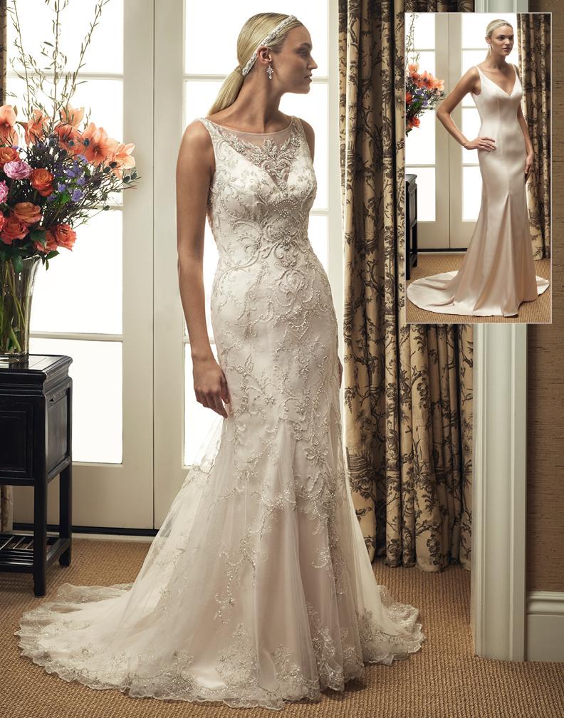 Casablanca 2015 Fall Bridal Collection The Fashionbrides