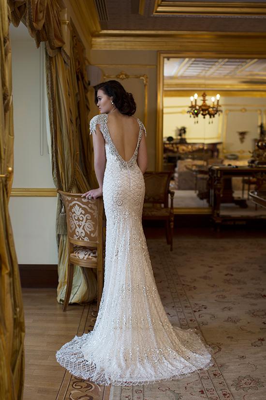 Dimitrius dalia 2015 spring bridal collection the for Dimitrius dalia wedding dresses