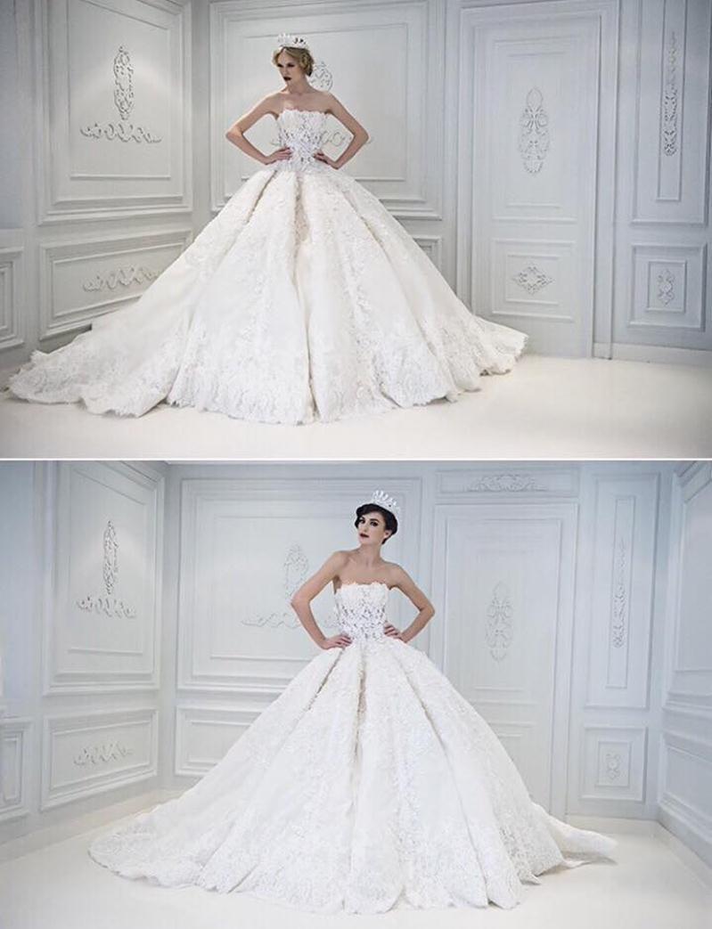 Jacy Kay 2016 Spring Bridal Collection
