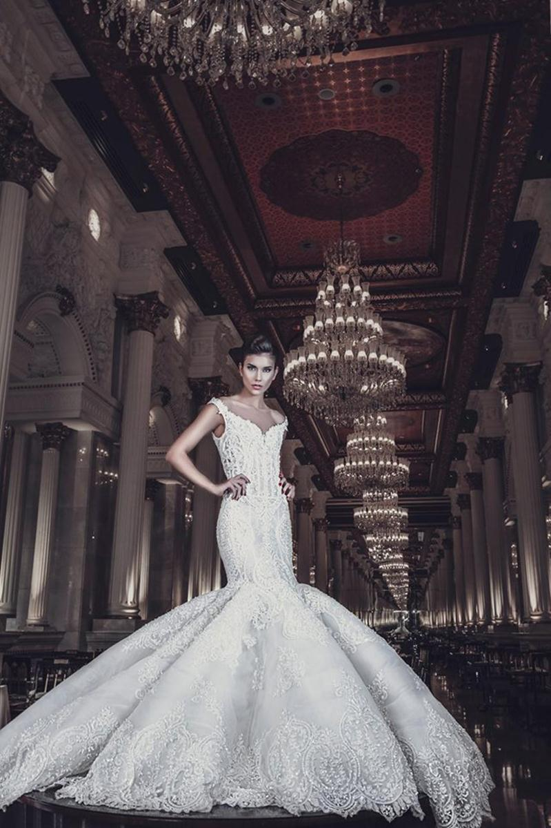 Jacy Kay 2016 Spring Bridal Collection The Fashionbrides