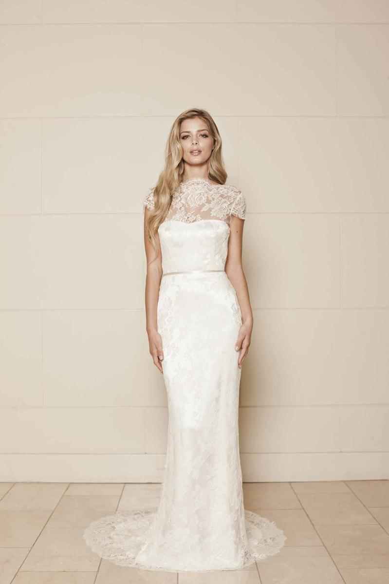 Lisa Gowing Spring 2015 Bridal Collection   The FashionBrides