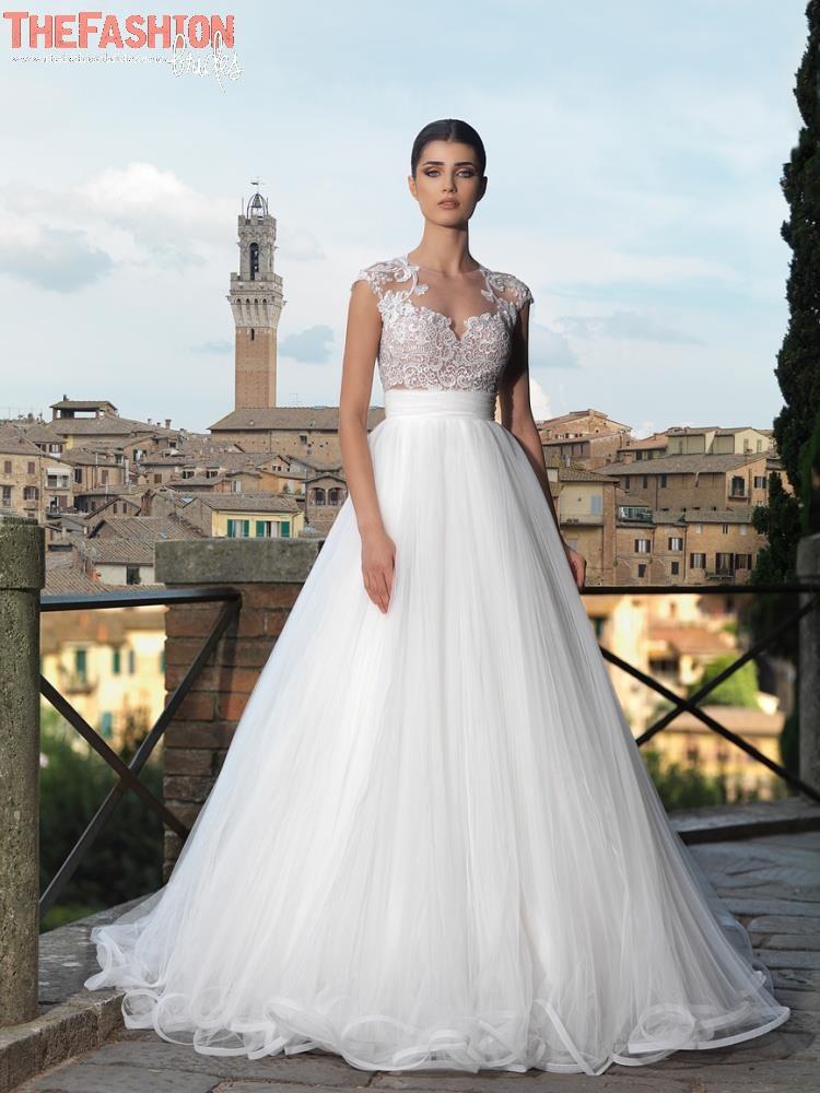 Natalia Vasiliev 2016 Spring Bridal Collection The Fashionbrides