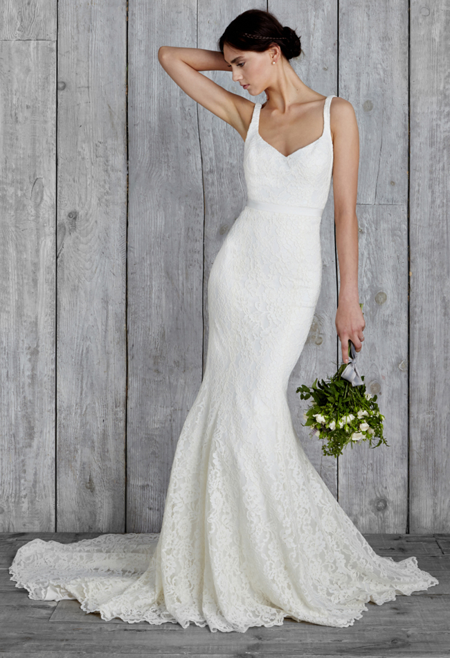 Nicole Miller 2015 Spring Bridal Collection | The FashionBrides