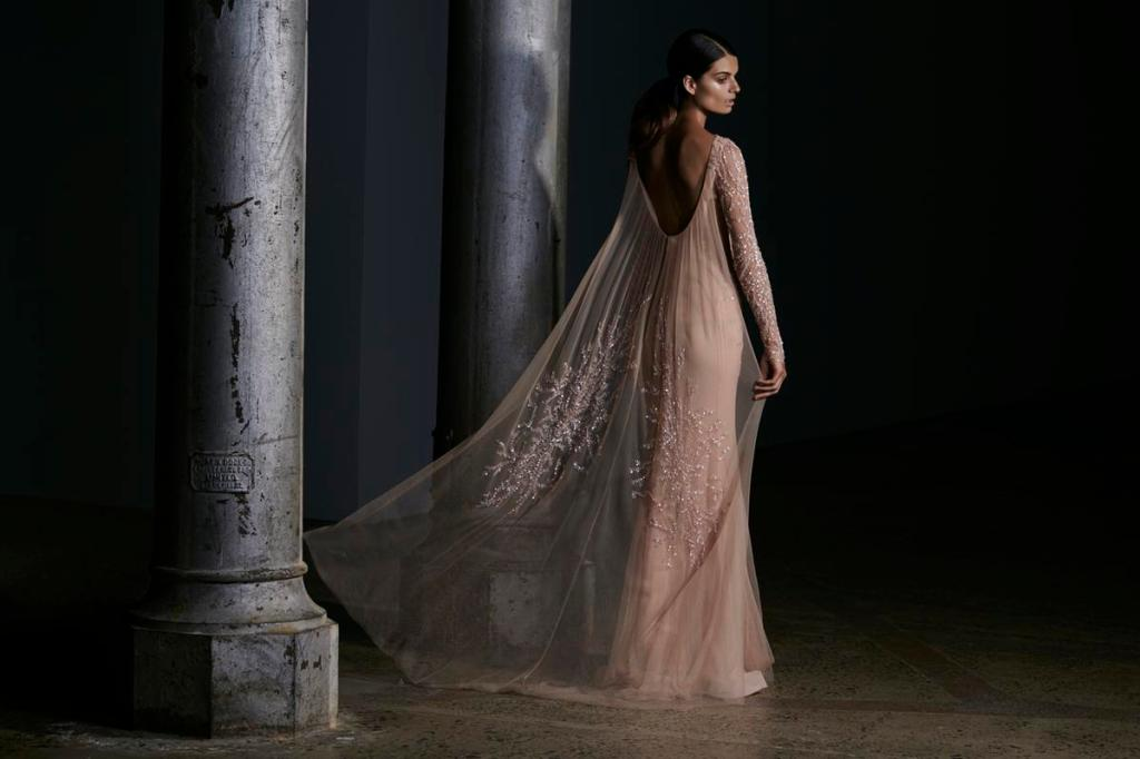Steven Khalil 2015 Spring Bridal Collection | The FashionBrides