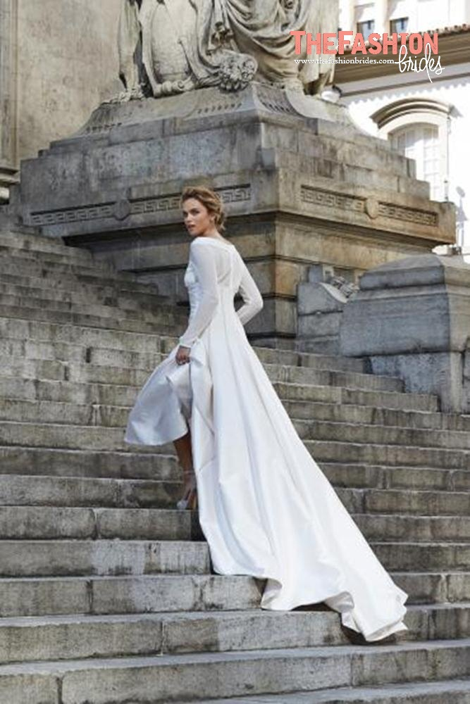 Amanda Wakeley 2016 Spring Bridal Collection » Amanda Wakeley 2016 Bridal  Collection Wedding Gowns Thefashionbrides12