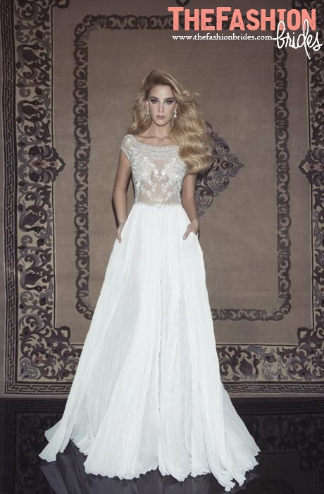 dany-mizrachi-2016-bridal-collection-wedding-gowns ...