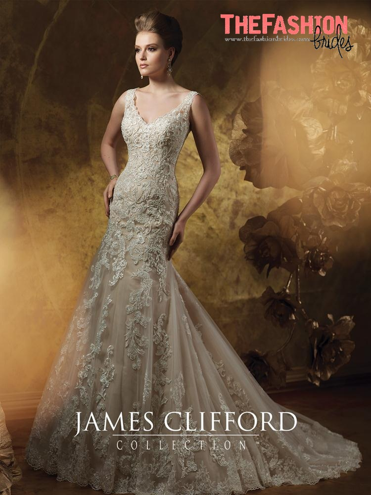 James Clifford 2016 Spring Bridal Collection The Fashionbrides