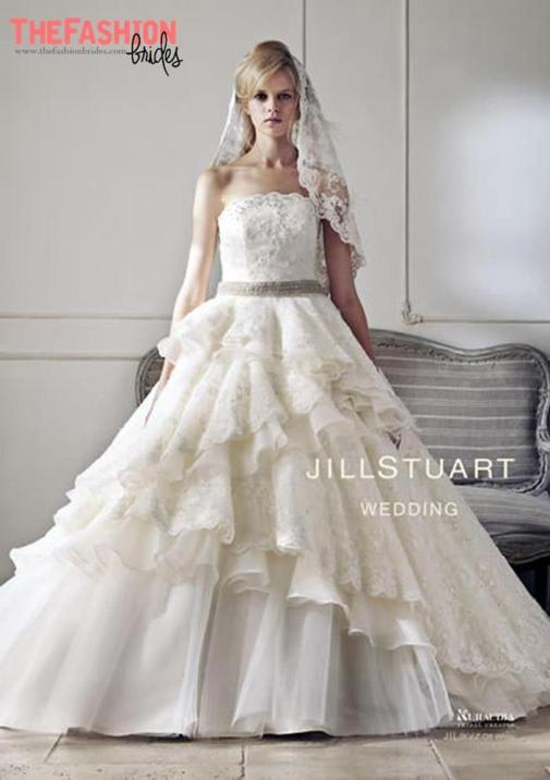 Jill Stuart 2015 Fall Bridal Collection | The FashionBrides
