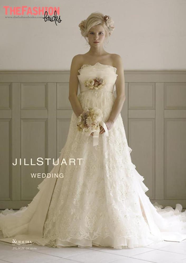 Jill Stuart 2015 Fall Bridal Collection   The FashionBrides