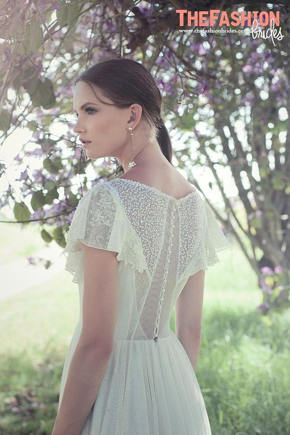 Marina Valerie 2016 Spring Bridal Collection | The FashionBrides