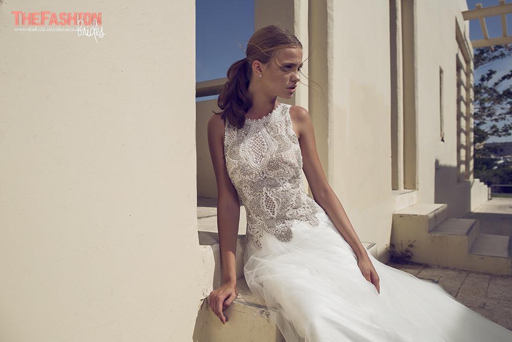 2fe017d1358 Hadas Cohen 2016 Spring Bridal Collection – The FashionBrides