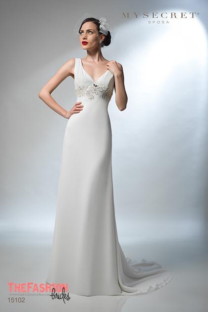 My secret Sposa 2016 Spring Bridal Collection | The FashionBrides