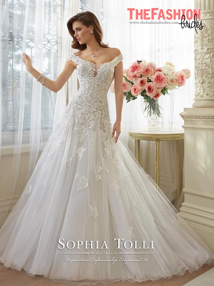 82a1594be65 Designer Wedding Dresses from 2016 – The FashionBrides