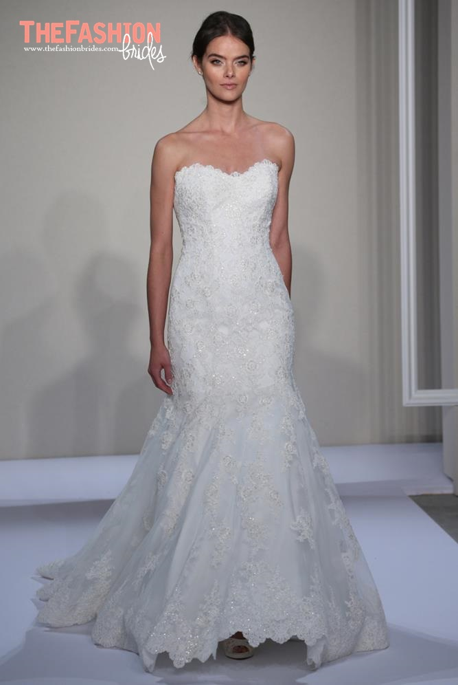 Dennis Basso 2016 Fall Bridal Collection | The FashionBrides