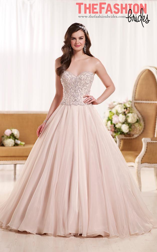 Essense of Australia 2016 Spring Bridal Collection | The FashionBrides