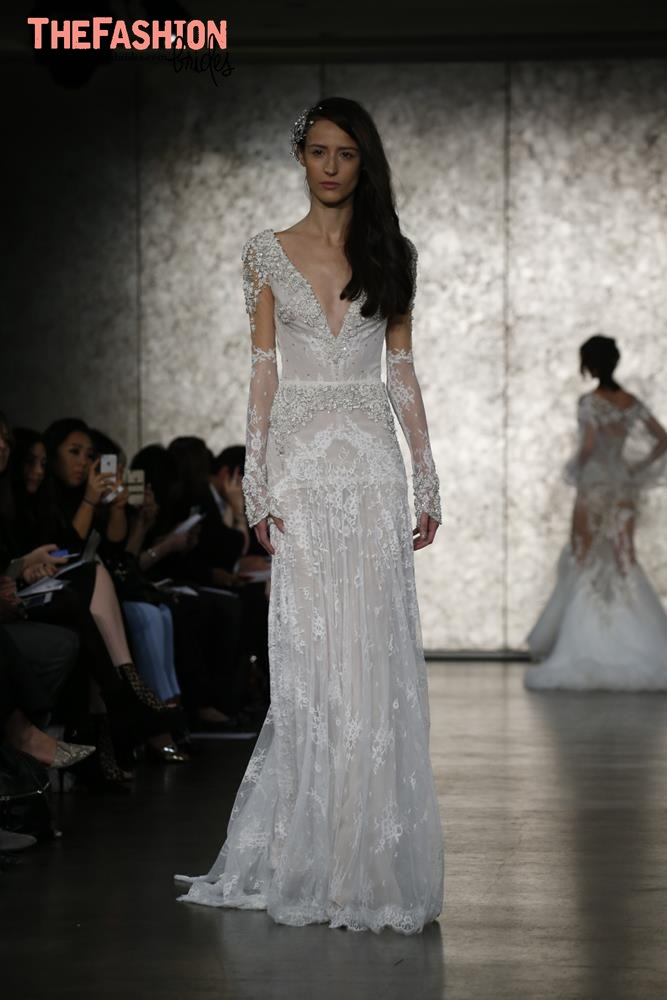 Inbal Dror 2016 Fall Bridal Collection | The FashionBrides