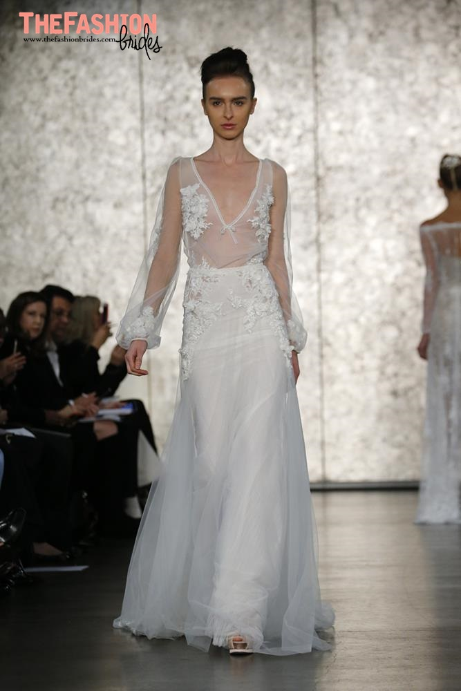 Inbal Dror 2016 Fall Bridal Collection | The FashionBrides