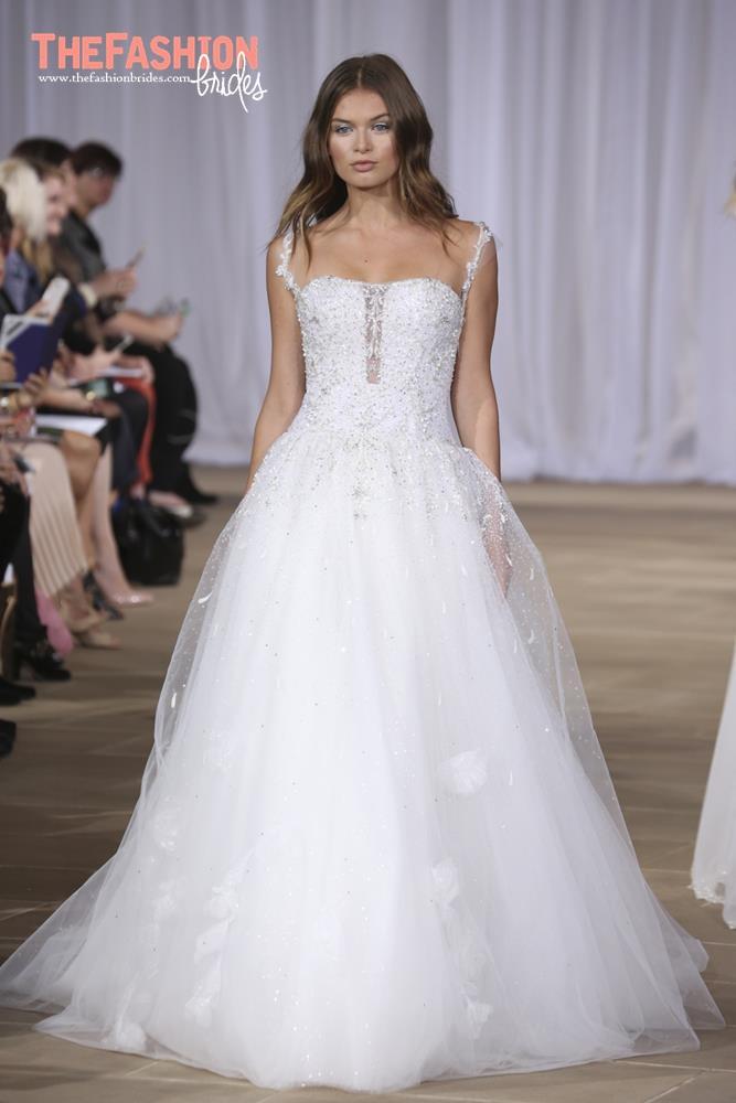 Ines Di Santo Bridal Fall 2016