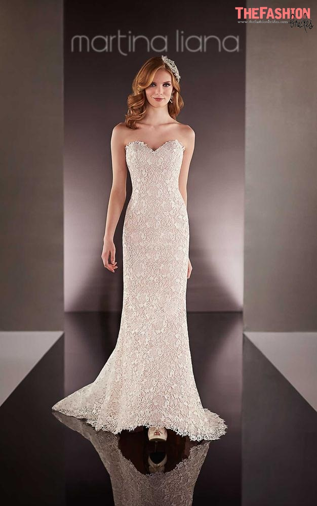 Martina Liana 2016 Spring Bridal Collection | The FashionBrides