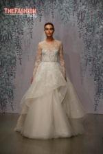 Monique Lhuillier Bridal Fall 2016
