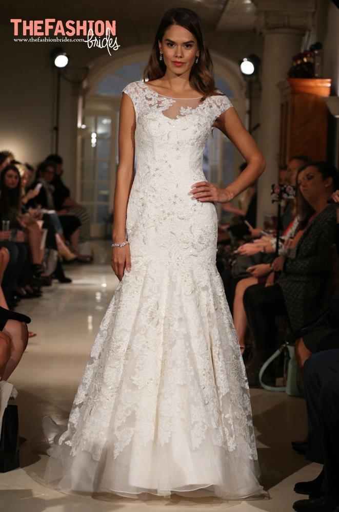 Oleg Cassini Wedding Gowns Fall 2016 Fashionbride Website Dresses15