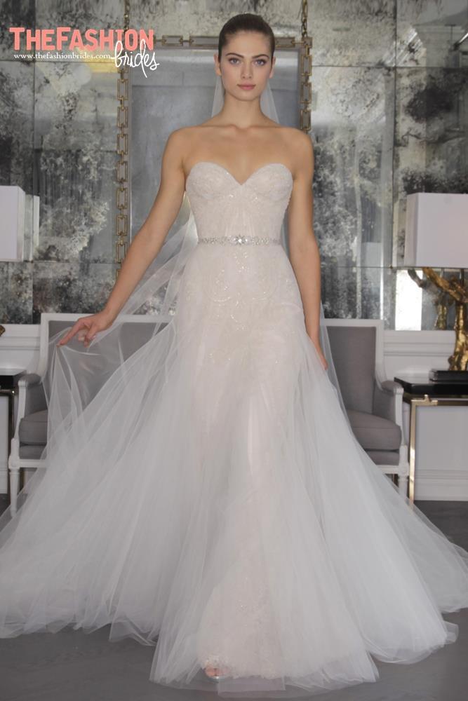 Romona Keveza 2016 Fall Bridal Collection | The FashionBrides