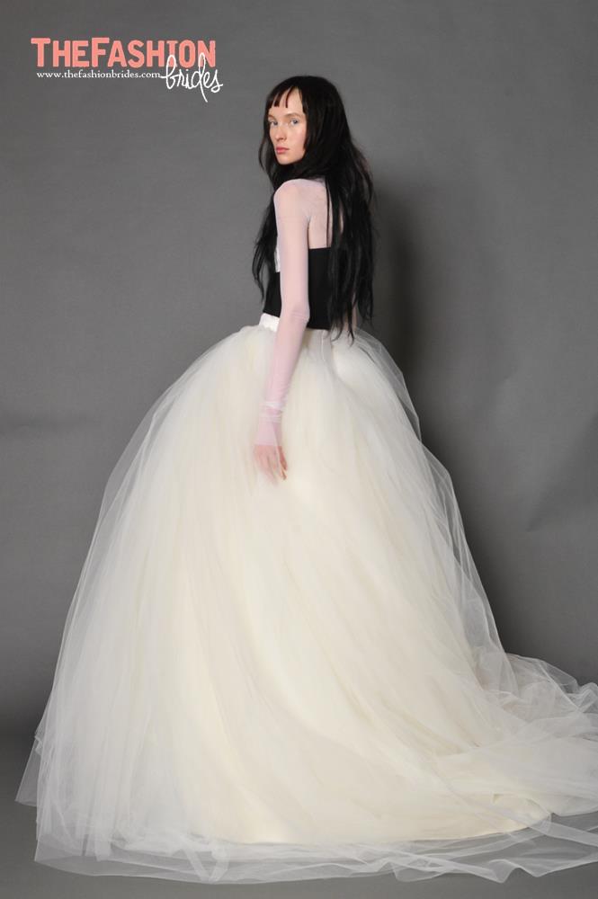 Vera Wang Bridal Fall 2016