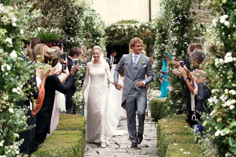 Beatrice-Borromeo-and-Pierre-Casiraghi-Wedding