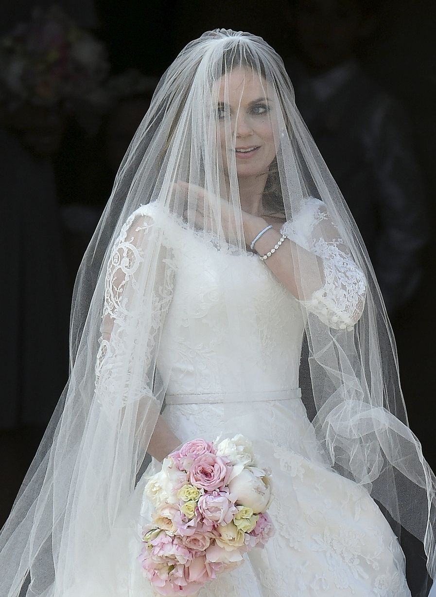 Celebrity Wedding Geri Halliwell And Christian Horner
