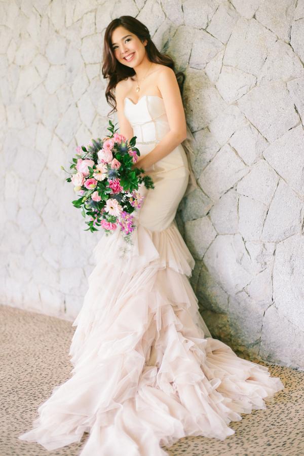 Celebrity Wedding Saab Magalona And Jim Bacarro The